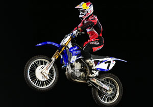 Bridgestone has supplied tires to riders such as James Stewart (pictured), Chad Reed, Jeremy McGrath and Ricky Carmichael.