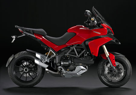Edelweiss is offering four new tours on the Ducati Multistrada 1200 is