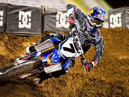 James Stewart AMA Supercross Jacksonville