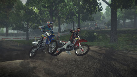 MX vs. ATV Alive screenshot James Stewart