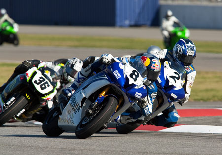 Josh Herrin is off to a strong start to the 2010 season winning the Daytona 200 and getting another victory at Auto Club Speedway.