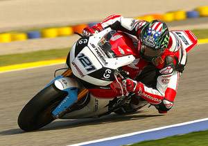 John Hopkins will miss at least two rounds of the WSBK championship.
