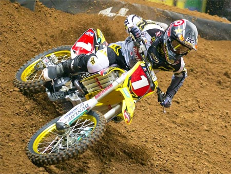 Ryan Dungey AMA Supercross St Louis