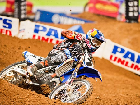 James Stewart AMA Supercross St Louis