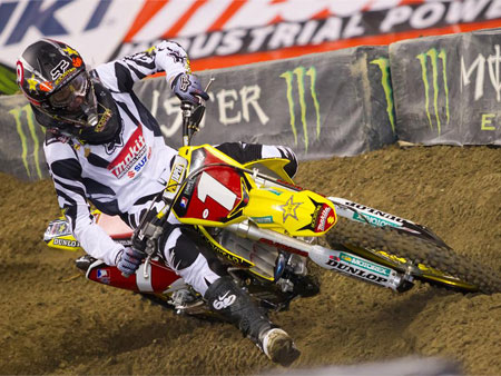 Ryan Dungey AMA Supercross Seattle