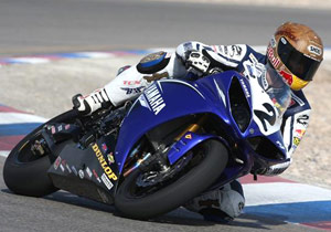 Ben Bostrom and his teammate Josh Hayes will take part in the Yamaha Grand Prix Special at Laguna Seca.