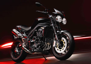 The 15th Anniversary Triumph Speed Triple will soon be available in North American dealerships.