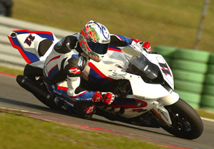Troy Corser will be at BMW Motorrad Days where the S1000RR will make its public debut.
