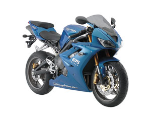 The Triumph Daytona 675 beat out the competition to retain its Supertest trophy.