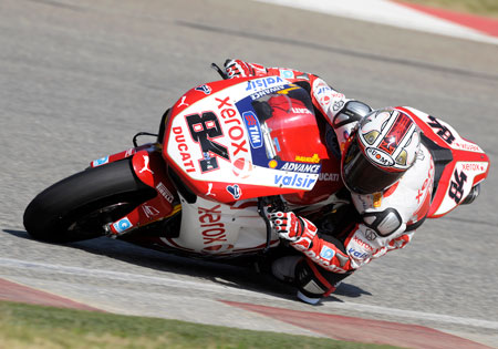 Even with Michel Fabrizio's win in Kyalami, Ducati has struggled during the opening six rounds of the 2010 WSBK season.