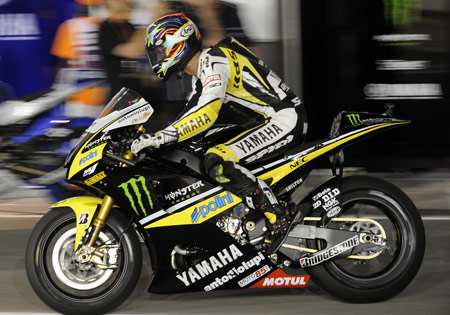 2011 Colin Edwards, Colin Edward 2011, Colin Edwards Rider Yamaha Tech3
