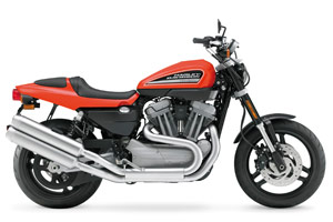 The XR1200 was inspired by the Harley-Davidson's XR750.