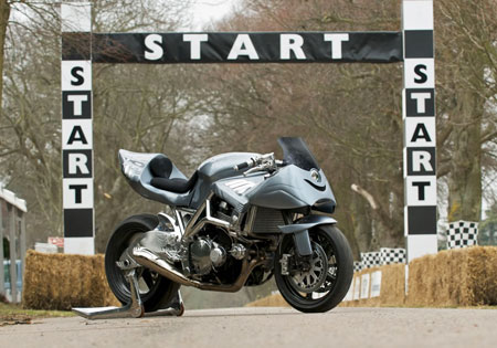 "Claiming 250 hp at the rear wheel, Icon Motorcycles calls the Icon Sheene the ""world's first ultrabike""."