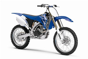 The 2009 YZ450F is an updated version of the bike Chad Reed rode to win the AMA Supercross title.