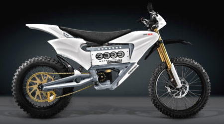 The Zero MX electric motocrosser is now available in Asia.