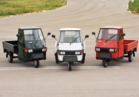 Piaggio already has a foothold in India where the Ape three-wheeled commercial vehicle is currently available.