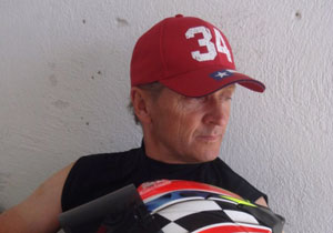 Designed by Aldo Drudi, all items in the Brand34 collection feature Kevin Schwantz's signature number.