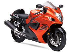 A problem with the wiring of the ignition system has led to a recall of 9,109 Hayabusa motorcycles.