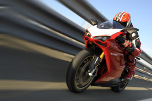 Models such as the Ducati 1098R have been flying off of showroom floors.