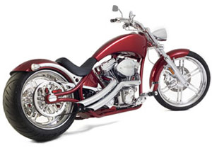 Big dog motorcycle s 2008 pitbull was recently named best of the best