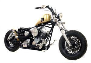 Deep South Choppers offers the High Voltage ...