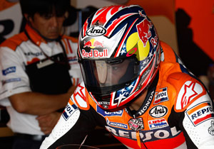 Nicky Hayden will look to regain the form that saw him win the 2005 and 2006 USGP at Laguna Seca.