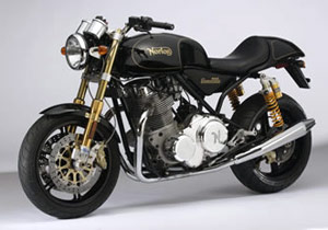 Norton will produce 200 special edition Commando 961 motorcycles.