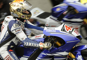 Despite suffering numerous injuries, Lorenzo sits fourth in the championship standings.