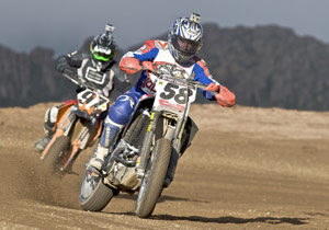 Davey Durelle topped all other motorcyclists in the 86th Pike's Peak Race to the Clouds.