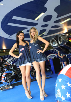 The second round of the Ms. Yamaha search was held in Brno.