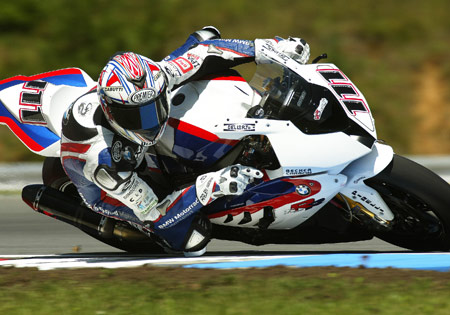 BMW cut its F1 program but its WSBK team will continue.