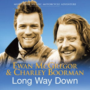 The Long Way Down soundtrack features several world-renowned artists.