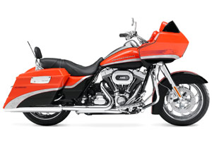 Certain Blade rear wheel kits for the 2009 CVO Road Glide may be defective.