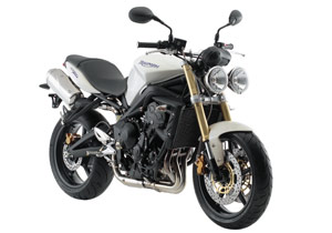 The Street Triple proved to be a hit with American consumers in June.