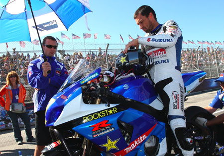Mat Mladin will retire at the end of the 2009 AMA Pro Road Racing season.