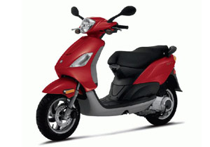 Customers have a year to decide if scooters like the Piaggio Fly 150 are the right choice.