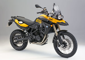 Delays have moved BMW's F800GS into its 2009 product line.