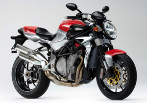 MV Agusta recently introduced two updated models including the Brutale 1090RR.