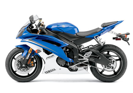 The front side reflectors on 2006-2010 Yamaha R6 models are an inch lower than required by federal safety standards.