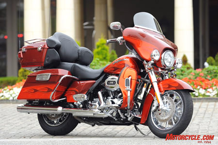 For Jeff Lytle and the 2010 Ultra Classic Electra Glide, it was love at first sight.