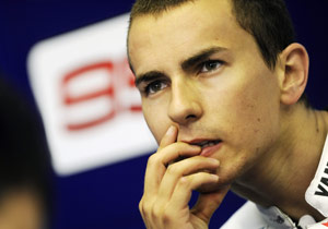 How much longer can Jorge Lorenzo remain in Valentino Rossi's shadow?