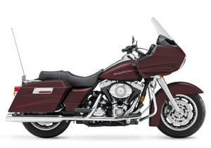 Owners of 2008 FL family motorcycles such as the FLTR Road Glide should check with their dealers for a replacement fuel fitler shell.