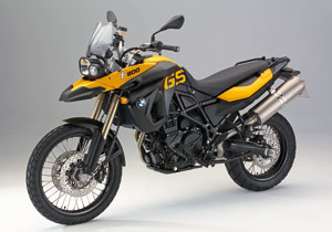 The 2009 BMW F800GS has followed its sibling the F650GS to the U.S. market.