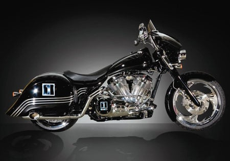 The Mobil 1 SR Crusier will be awarded at Daytona Bike Week 2010.