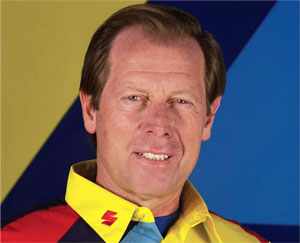 Roger DeCoster is a five-time 500cc World Motocross Champion and holds a record 36 Motocross GP victories.