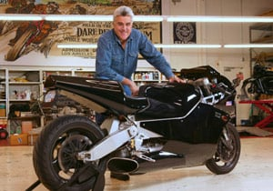Tonight Show host Jay Leno returns to be Grand Marshall of the Love Ride.