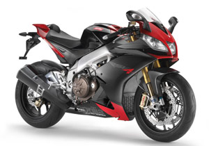 The Aprilia RSV4 was designed completely with racing in mind.