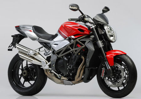 Updates to the 2010 MV Agusta 990R increased torque while decreasing horsepower.