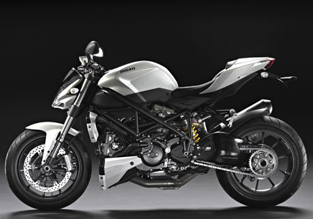 The 2010 Ducati Streetfighter is the subject of a recall notice issued in September.