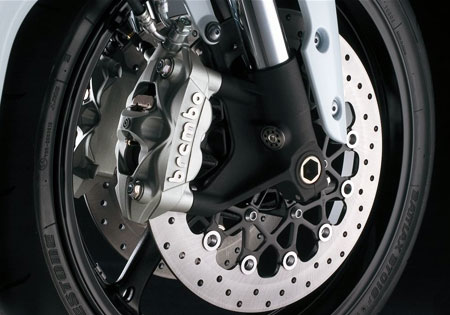 Brembo will supply parts for Suzuki in a new three-year agreement.